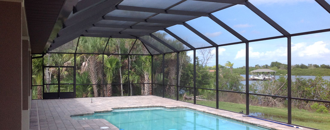 New Smyrna Beach Patio And Pool Screen Enclosures