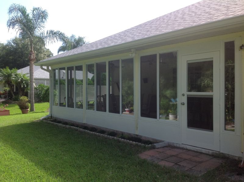 Patio Enclosures Porch Lanai Enclosures Nsb