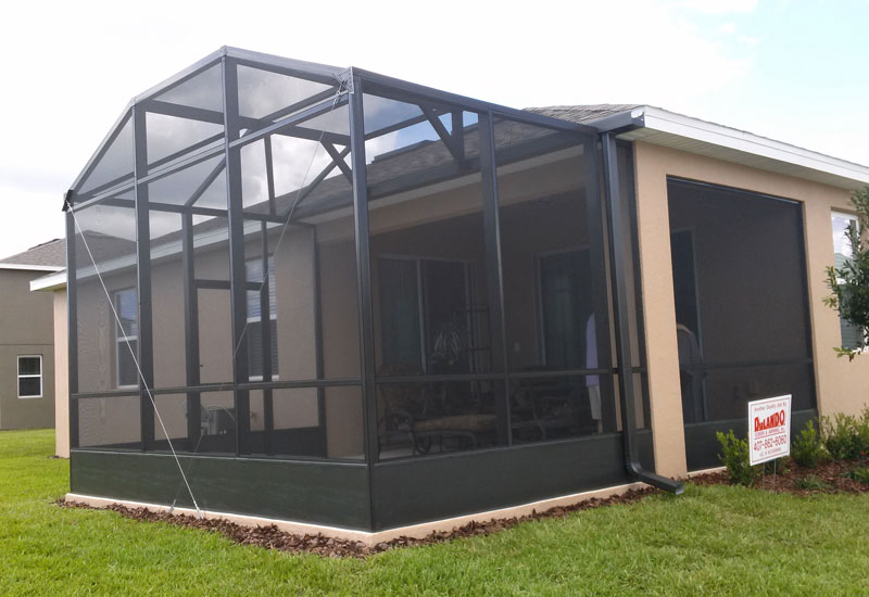 Patio Enclosures Porch amp Lanai NSB