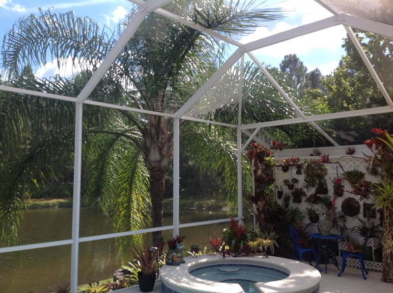 Preparing your backyard for an aluminum screen enclosure