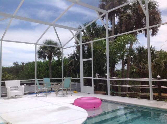 Health Benefits of a Patio or Pool Screen Enclosure